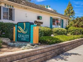 Quality Inn near Downtown Santa Barbara