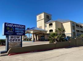 Galveston Beach Hotel, hotel in Galveston