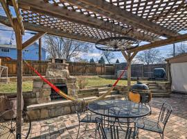 Old Colorado City Home w/ Fire Pit & Porch!