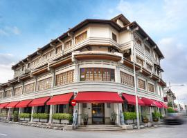 Hotel Penaga, hotel with jacuzzis in George Town