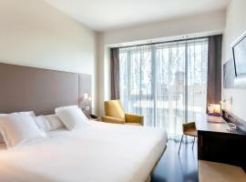 Occidental Madrid Este, hotel cerca de Wanda Metropolitano, Madrid
