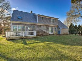 Spacious Family Home w/Yard Near Cape Cod Bay