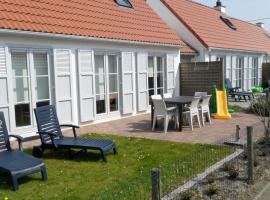 Huisjes aan zee, vacation home in De Haan