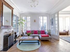 Notre-Dame Panthéon Saint-Germain :Luxury Appartement 6P and 3BR
