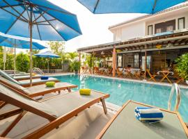 Hoi An Estuary Villa, hotel near Quan Cong Temple, Hoi An