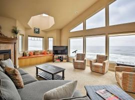 Oceanfront South Beach Home w/Hot Tub & Sauna