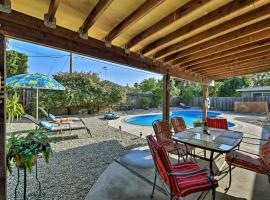NEW-Remodeled Sacramento Home w/Private Patio+Pool