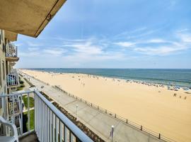 Oceanfront Virginia Beach Condo on Boardwalk!
