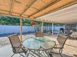 Home 5Mi to Lido Beach, Walk to Dwtn Sarasota