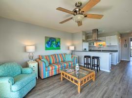 Carolina Beach Home w/ Views + Pool Access!