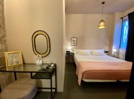 HoGraFic hotel boutique only 15 rooms