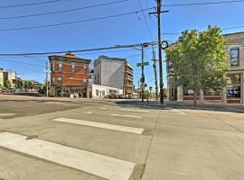 LoHi Apartment w/Patio -1 Mile to Downtown Denver!