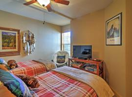 Downtown Elk Run Retreat, Walk to Adventure Park!, pet-friendly hotel in Estes Park