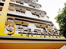 Studio 89 Katipunan QC, hotel in Manila