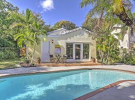 Quaint West Palm Beach Home w/ Private Pool!