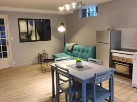 Appartement RDC Cabourg, budget hotel in Cabourg