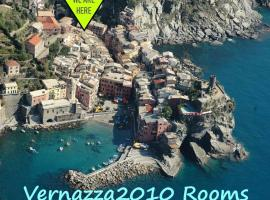 La Marinarooms suite with sea view terrace, hotel a Vernazza