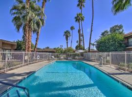Palm Springs Paradise - Steps to Pool & Golf!