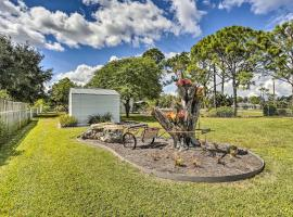Fort Myers Home w/ Pool Less Than 7 Mi to Shopping!