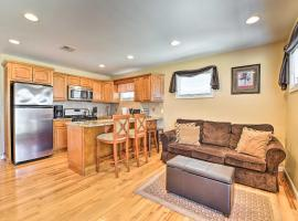 Apt w/ Patio + Grill, 3 Blocks to Boardwalk!