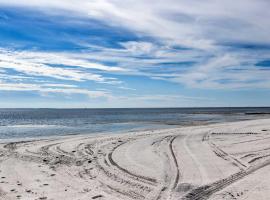 Beachside Getaway: Walk to Gulf, Pier, Casino