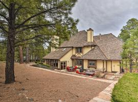 Main House w/Game Room, 5Mi to Dwtn Flagstaff