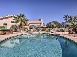 Phoenix Desert Oasis - A Snowbird's Dream!
