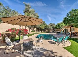 Updated Oasis w/Pool for Snowbirds & Families
