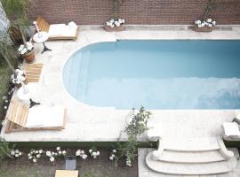 SPAZIO ARONA HOTEL BOUTIQUE, hotel near Salta - San Bernardo Cableway, Salta