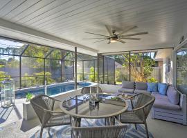 Luxurious Gulf Coast Pool Villa, Beach Access