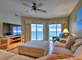 Beachfront Gulf Getaway w/ Beach Access+Views
