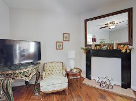 Charming Antique District Gem w/ Porch & Garden Duplex