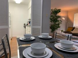 Double Queen Suite - Free Parking, Pool and Gym