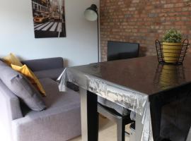 Appartement Jemeppe-Bierset-Liège, hotel near Liège Airport - LGG,