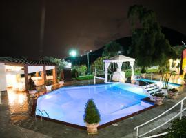 Hotel Diecimare, hotel in Cava de' Tirreni