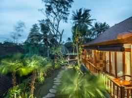 MAHADANA by Prasi, hotel in Ubud