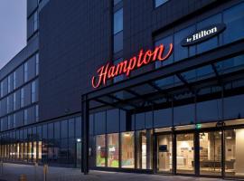 Hampton By Hilton Leeds City Centre, hotel in Leeds