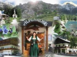 Gasthof Alpenrose und Pension Nina