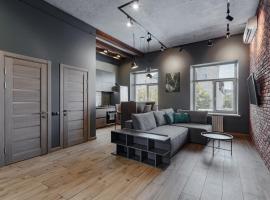 Deribasivska Loft Apartment, апартаменти в Одесі