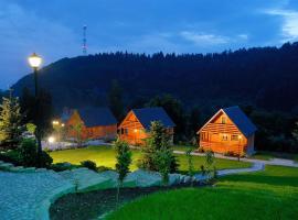 Domki u Basi, pet-friendly hotel in Kudowa-Zdrój