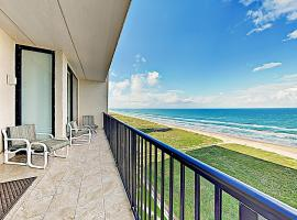 New Listing! Luxe Gulf-Side Penthouse w/ Views condo