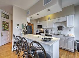 Pet-Friendly Indy Condo Nestled in Downtown!