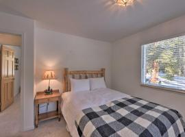 Quiet South Park City Escape w/Furnished Deck, hotel in Fairplay