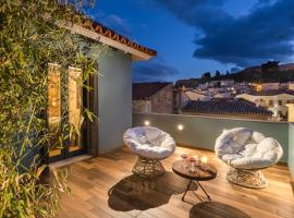 Carpe Diem Boutique Hotel, hotel in Nafplio Old Town, Nafplio