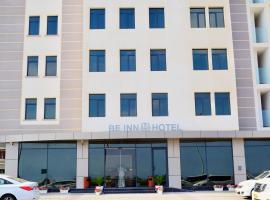 Be Inn Hotel, hotel a Seeb