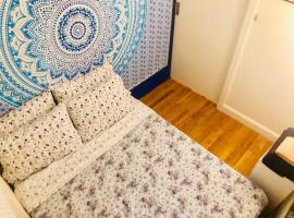 Cozy Room & Queen Room Close To Central Park
