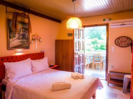 Marylin, pet-friendly hotel in Sidari