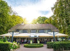 "Boutique Hotel-Restaurant ""De Zwarte Boer"", accommodation in Ermelo"