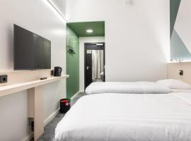 GreenStar Hotel Vaasa, hotel in Vaasa