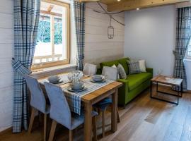 Apartamenty Kuźnice 13, self catering accommodation in Zakopane